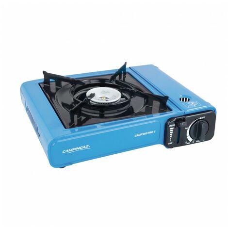 Cocina portatil a gas campingaz bistro 2 2000030424