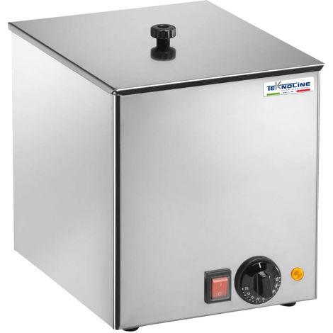 Cocina y calentador eléctrico Wurstel 10 teknoline CSW10