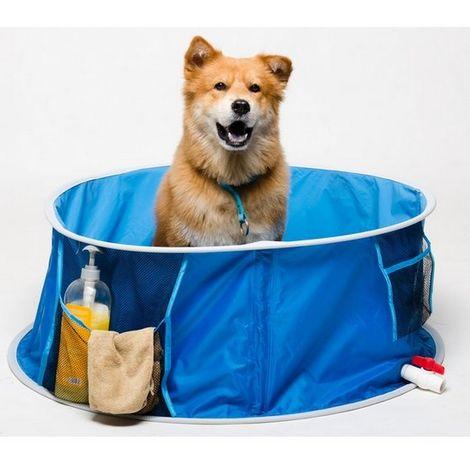 Coco Jojo Dog Pool Bath Medium x 1 (260356)