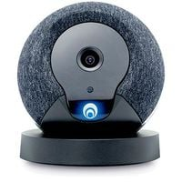 Cocoon HD All-In-One Indoor Home Security Camera With Advanced Multi-Room Protection System, ALEXA Compatible, in Black