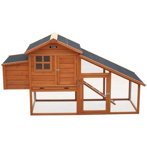 Cocot Hen House 190 X 775 X 104cm Pine