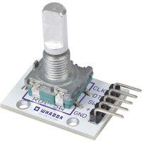 Codeur rotatif numérique Velleman VMA435 1 pc(s)
