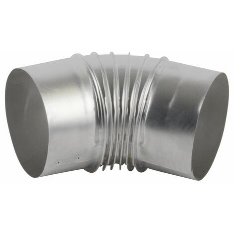 Codo a 45° Ø139mm - ISOTIP JONCOUX : 012413