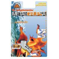 Codo Baño Mango Ducha Abs Cromo Metalgrup
