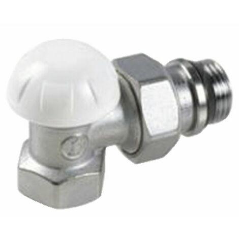 """main image of """"Grifería gas de radiador - Codo de ajuste R14TG 1/2"""" - GIACOMINI : R14X033"""""""