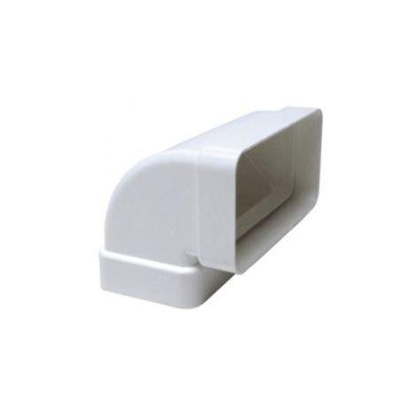 Codo Rect.hori.110x56-90g-103