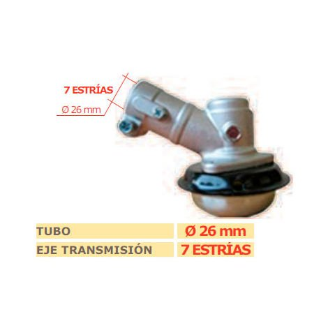 "main image of ""Codo transmision desbrozadora"""