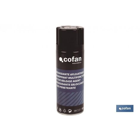 COFAN SPRAY 400ML.LIMPIADOR AFLOJATODO