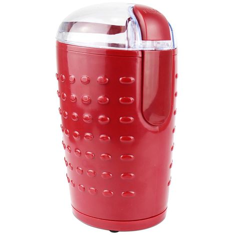 Coffee, Nut and Spice Grinding Machine, Electric Coffee Grinder, Maroon, Wattage: 150 W