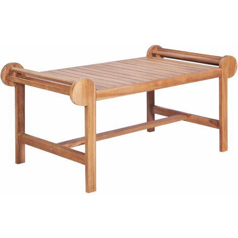 Coffee Table 100x50x45 cm Solid Teak