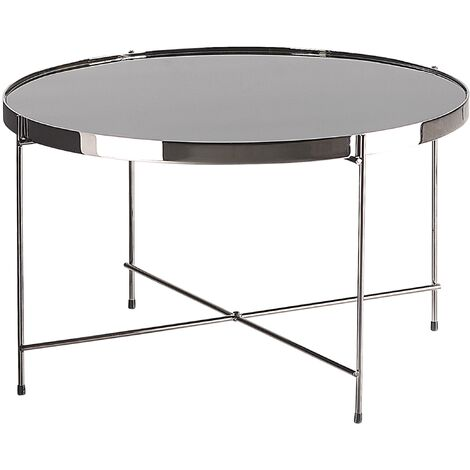 Coffee Table Silver LUCEA