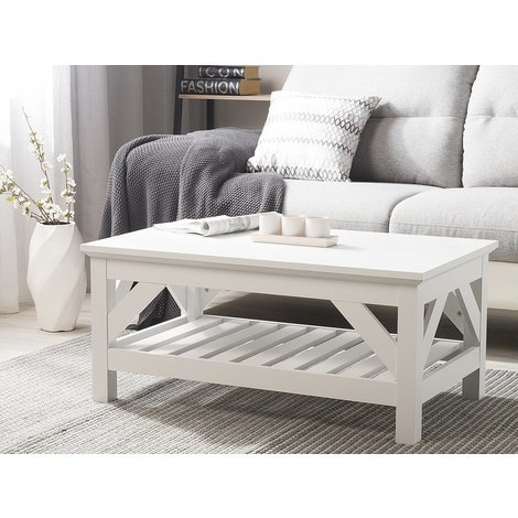 Coffee Table White SAVANNAH