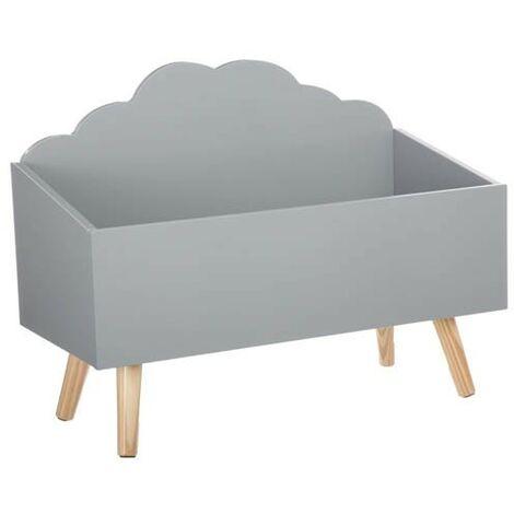 Coffre à jouets nuage - Atmosphera
