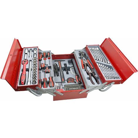 Coffre à outils complet 99pcs MW-Tools BTK99A