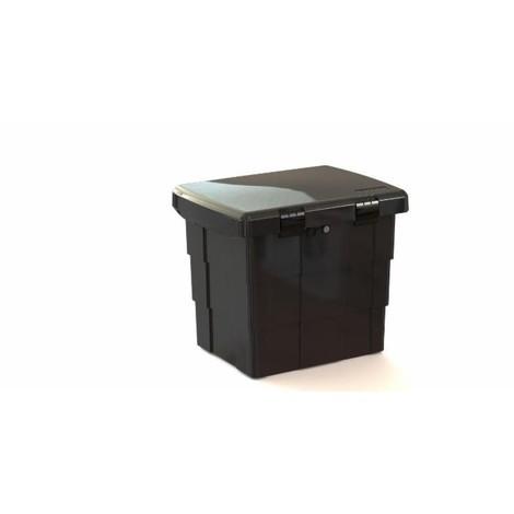 Coffre à outils étanche pour Pick-up et camion benne 650 X500 X 510 mm