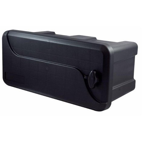 Coffre à outils étanche pour remorque 1 Serrure 550 X 250 X 294 mm