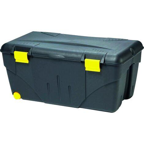 COFFRE CHANTIER PVC 110 litres EDA - S15735