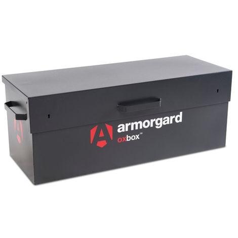 Coffre de camion Oxbox ARMORGARD 1215x490x450 mm - OX2