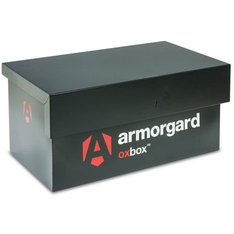 Coffre de camionnette Oxbox ARMORGARD 810x478x380 mm - OX05
