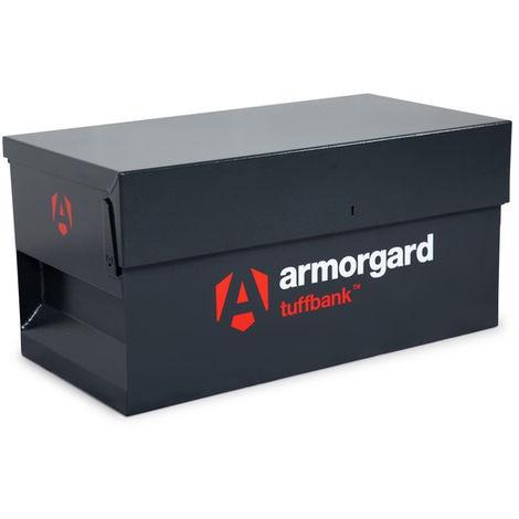 Coffre de camionnette Tuffbank ARMORGARD 980x540x475 mm - TB1