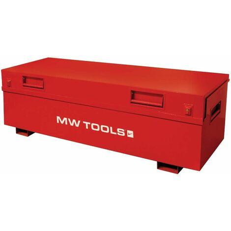 Coffre de chantier métal 515 L MW-Tools MWB700