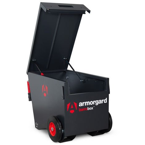 Coffre de chantier mobile ARMORGARD 740x1095x720 mm - BB2