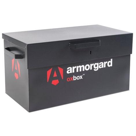 Coffre de chantier Oxbox ARMORGARD 1200x665x630 mm - OX3