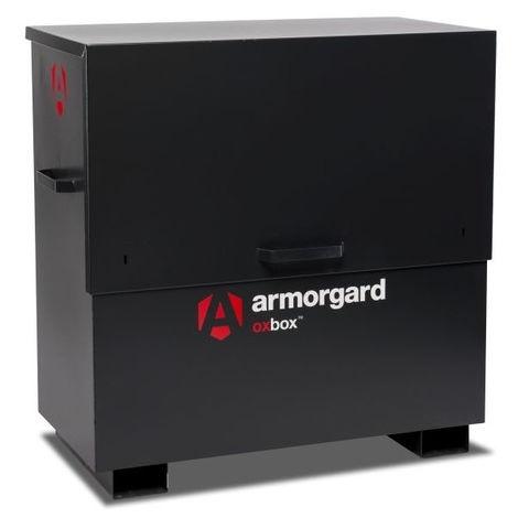 Coffre de chantier Oxbox ARMORGARD 1210x640x1175 mm - OX4