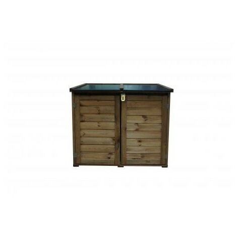 Coffre de jardin en bois TROCADERO® 600