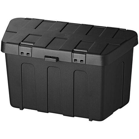 Coffre de rangement pour remorque en plastique 320x630xH355mm excl.