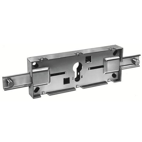 Coffre de serrure de rideau métallique - Root > Accueil > Serrurerie > Serrure de grille, portail et porte de garage