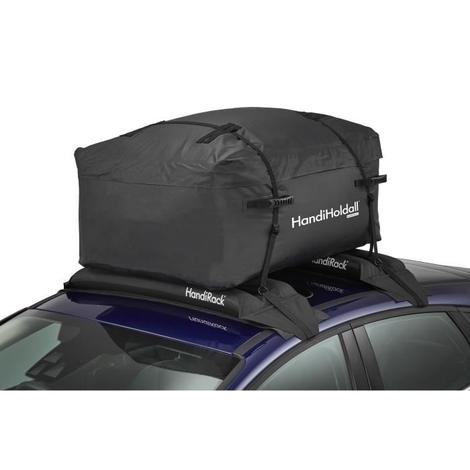 handiworld coffre de toit souple handiholdall 400 litres pliable noir hholdallwp400. Black Bedroom Furniture Sets. Home Design Ideas