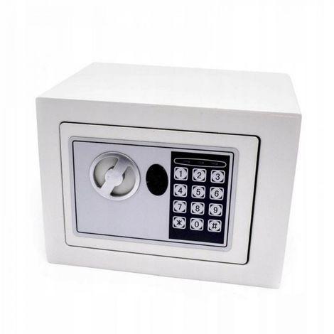 Coffre-fort à combinaison électronique 23x27x27