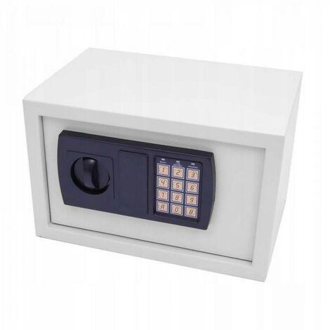 Coffre-fort à combinaison électronique 31x20x20