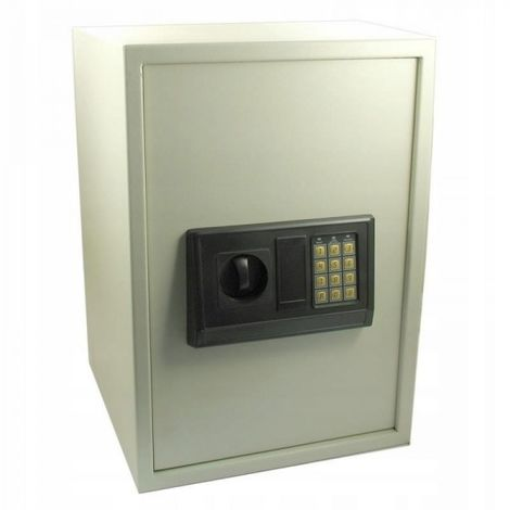 Coffre-fort à combinaison électronique 50x35x36