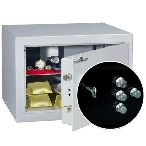 Coffre fort de sécurité Anti-Feu MB 30 G2 Serrure à clés + mécanique