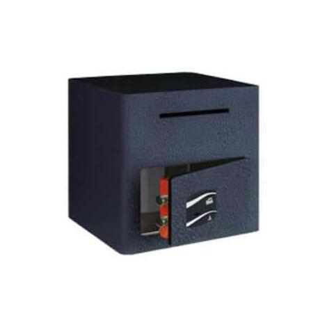 Coffre fort dépôt serrure à clef série 300AR stark 302ARK 360x360x320mm