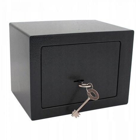 Coffre-fort mécanique à clé _0