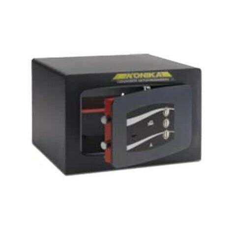 Coffre fort mobile serrure à clef combinaison trois cadrans série 3240TK stark 3245TK 500x330x400mm
