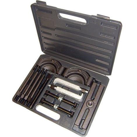 Coffret 14 pcs extracteurs d'engrenage et décolleurs de roulements