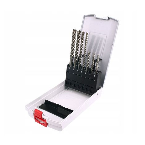 Coffret 7 forets SDS-Plus BOSCH - 2607017502
