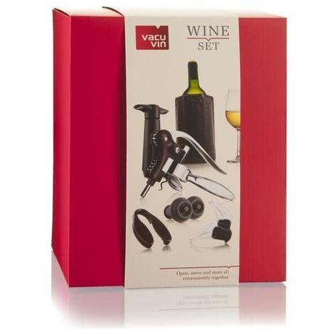 Coffret à vin professionnel vacuvin