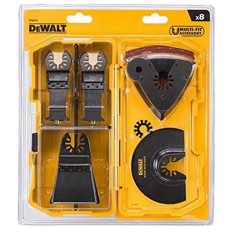 Coffret accessoires Multi-Cutter DEWALT - DT20731