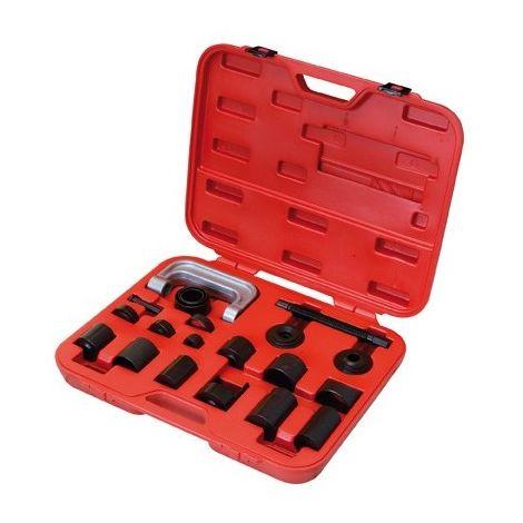 Coffret adaptateur et extracteur de joint à rotules et silent-blocs 21 pièces - AUTOBEST