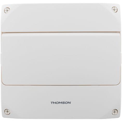 Coffret électrique nu à équiper 13, 26 ou 39 modules - Thomson