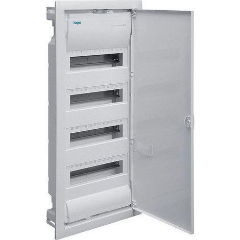 Coffret électrique Volta z/a 94,5x755x384 48 mod. IP30 - HAGE