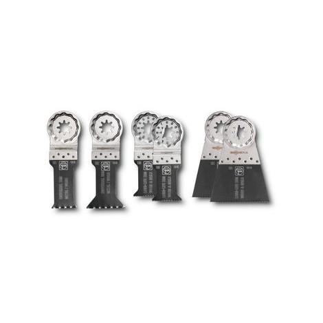 Coffret Best of E-Cut bois/métal Starlock Plus FEIN - 35222942050