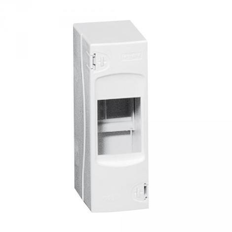 Coffret cache-bornes 2 modules - Blanc - Legrand
