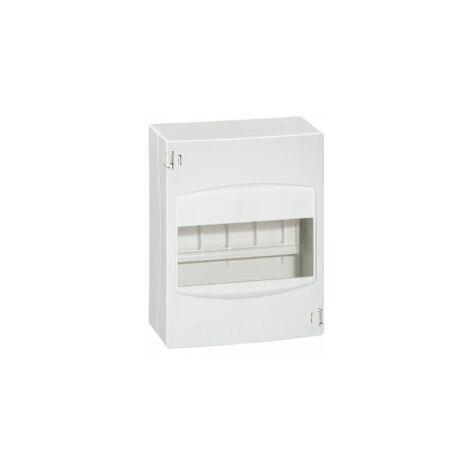 Coffret cache-bornes 6 modules - Blanc - Legrand