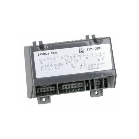 Coffret contrôle Honeywell - ATLANTIC : 000082